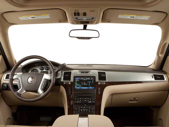 2007 cadillac escalade ext dashboard