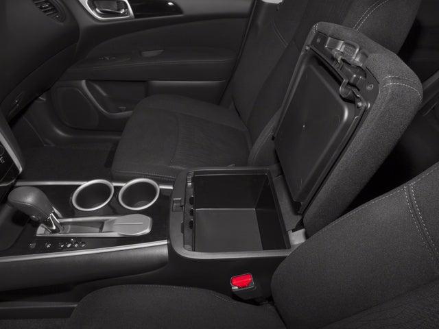 2015 nissan pathfinder manual key