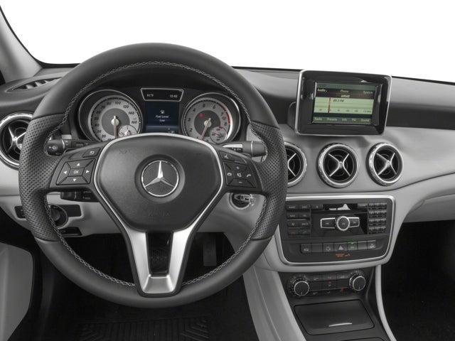 2016 Mercedes-Benz GLA 250 4MATIC®