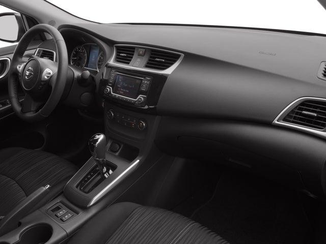 2016 Nissan Sentra Sv >> 2016 Nissan Sentra Sv