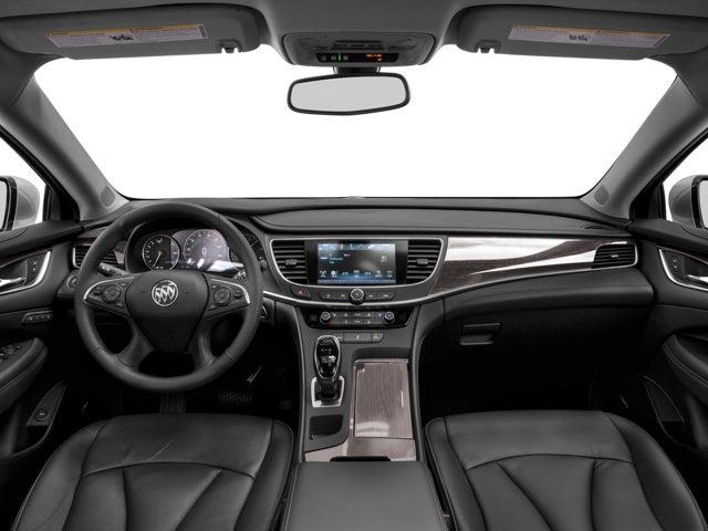 Passenger /& Rear Floor 2018 GGBAILEY D51567-S2A-BK-LP Custom Fit Car Mats for 2017 2019 Buick Lacrosse Black Loop Driver