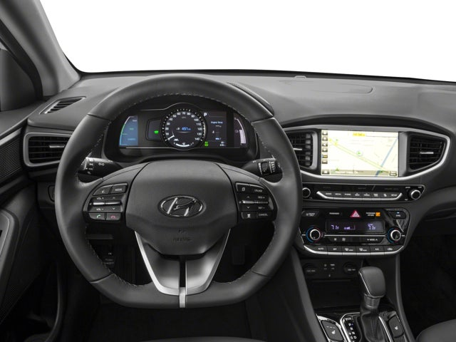 2017 Hyundai Ioniq Hybrid Blue In Virginia Beach Va Maserati Of And