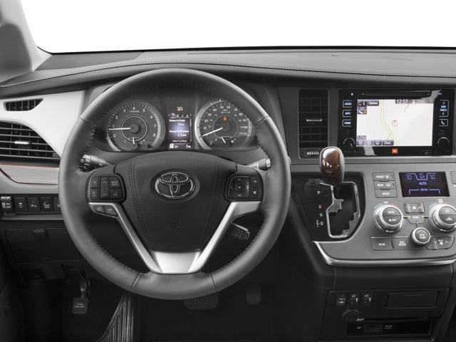 2017 Toyota Sienna Limited Premium 7 Penger In Virginia Beach Va Maserati Of