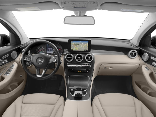 2018 Mercedes Benz Glc 300 Coupe 4matic