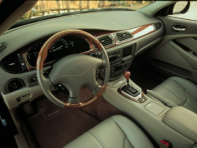 Jaguar s type 2001