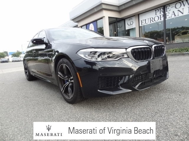 2019 Bmw M5 In Virginia Beach Va Virginia Beach Bmw M5 Maserati Of Virginia Beach And Charles Barker Pre Owned European Imports